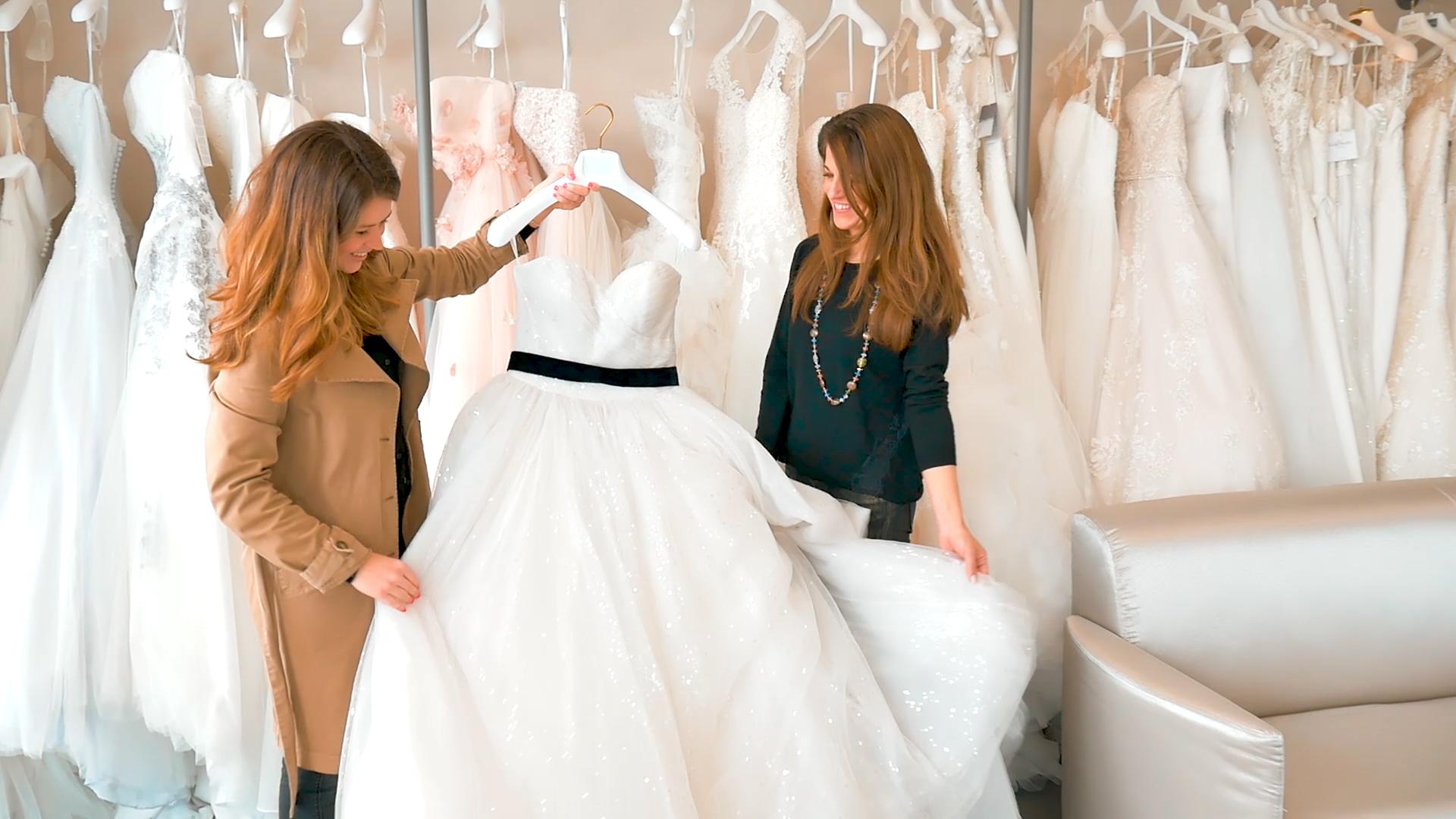 Atelier della sposa Rubiera - Foto negozio - Vasta scelta